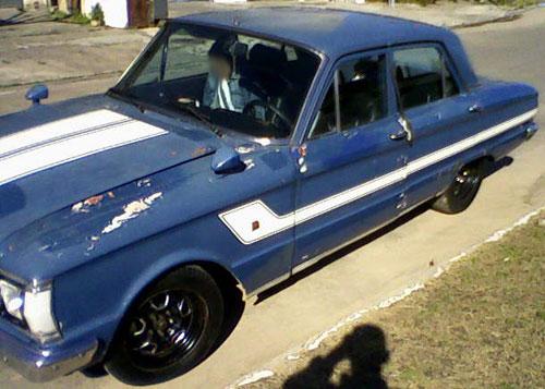 Ford Falcon 1972 foto - 1