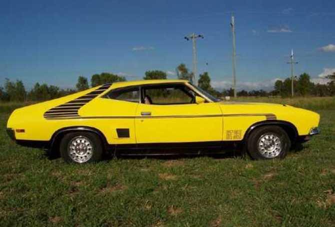 Ford Falcon 1972 foto - 5