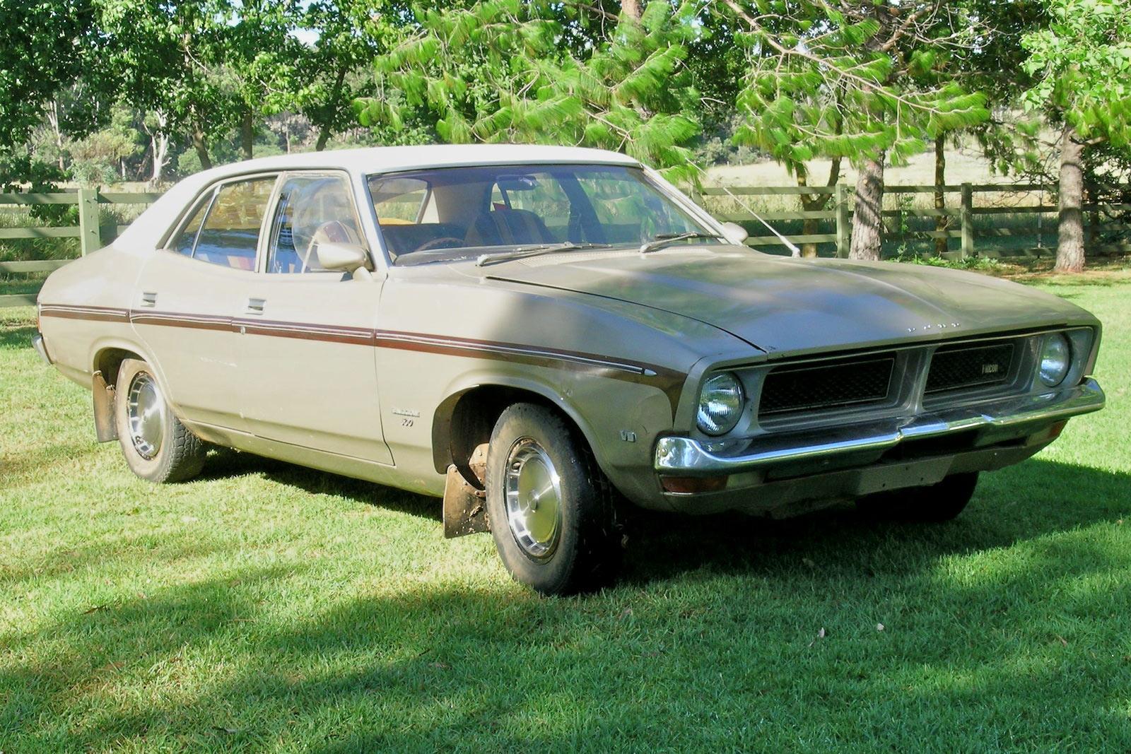 Ford Falcon 1973 foto - 5