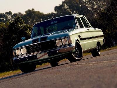 Ford Falcon 1975 foto - 1
