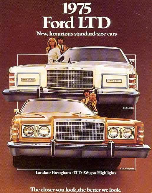 Ford Falcon 1976 foto - 1