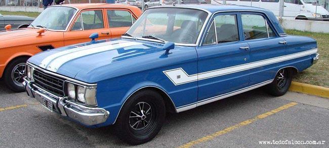 Ford Falcon 1976 foto - 2