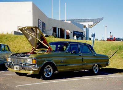 Ford Falcon 1980 foto - 1