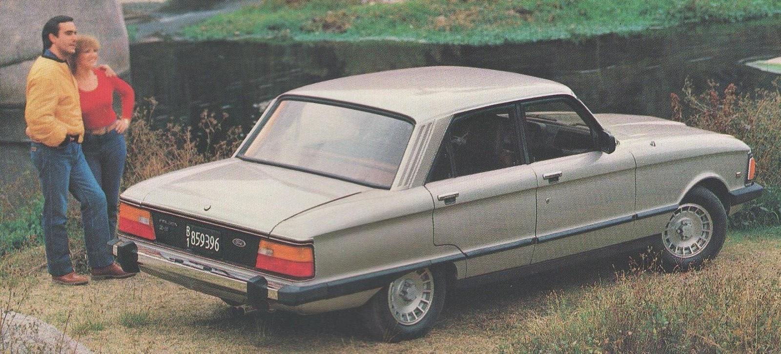 Ford Falcon 1980 foto - 3