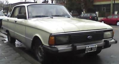 Ford Falcon 1984 foto - 1