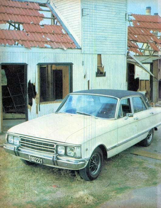 Ford Falcon 1984 foto - 2