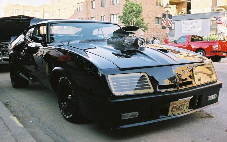 Ford Falcon 1987 foto - 3