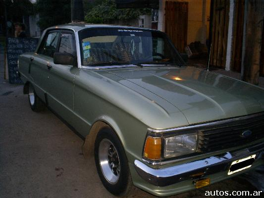 Ford Falcon 1989 foto - 5