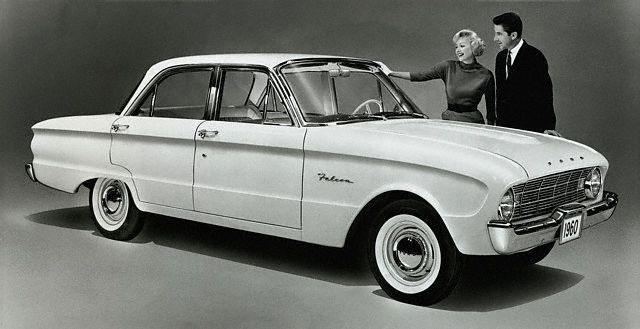 Ford Falcon 1991 foto - 1