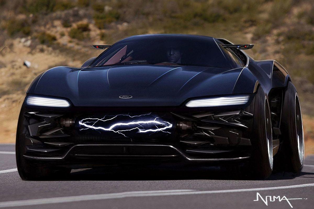Ford Falcon 2011 foto - 2