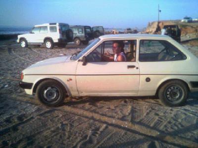Ford Festiva 1988 foto - 1