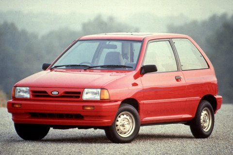 Ford Festiva 1990 foto - 3