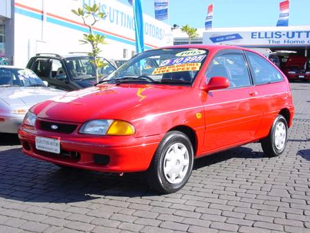 Ford Festiva 1995 foto - 4