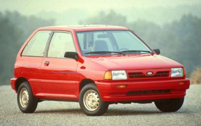 Ford Festiva 2002 foto - 1