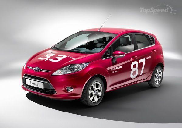 Ford Festiva 2013 foto - 1