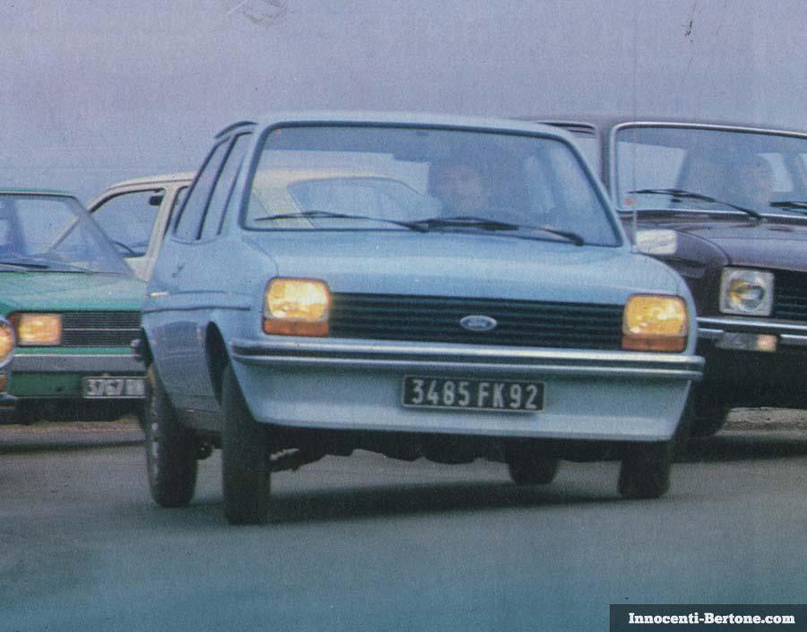Ford Fiesta 1977 foto - 3