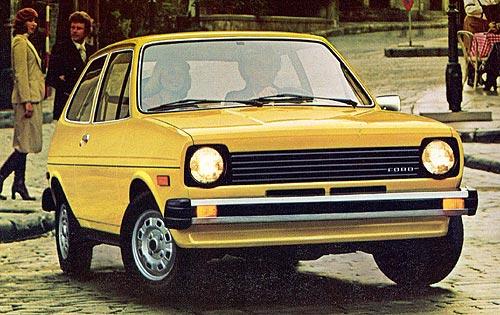 Ford Fiesta 1979 foto - 4