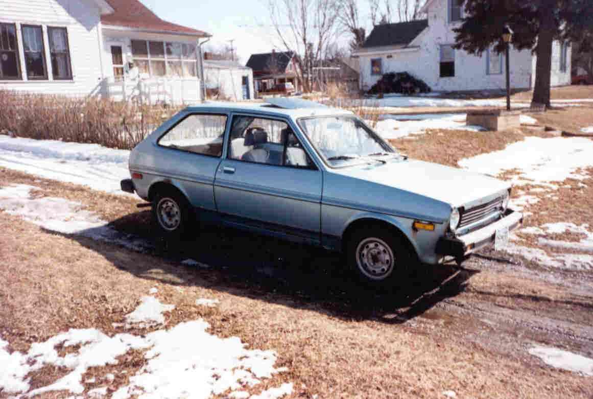 Ford Fiesta 1980 foto - 2