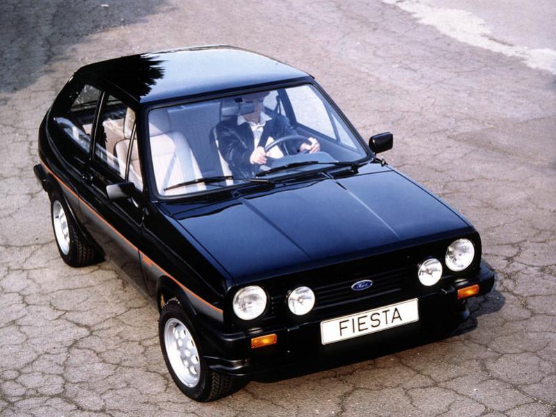 Ford Fiesta 1980 foto - 3
