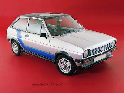 Ford Fiesta 1981 foto - 4