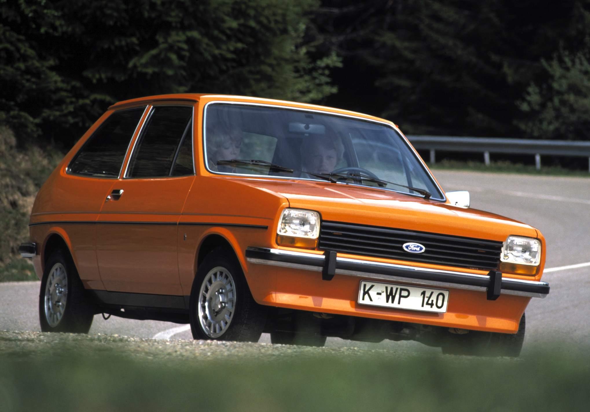 Ford Fiesta 1981 foto - 5