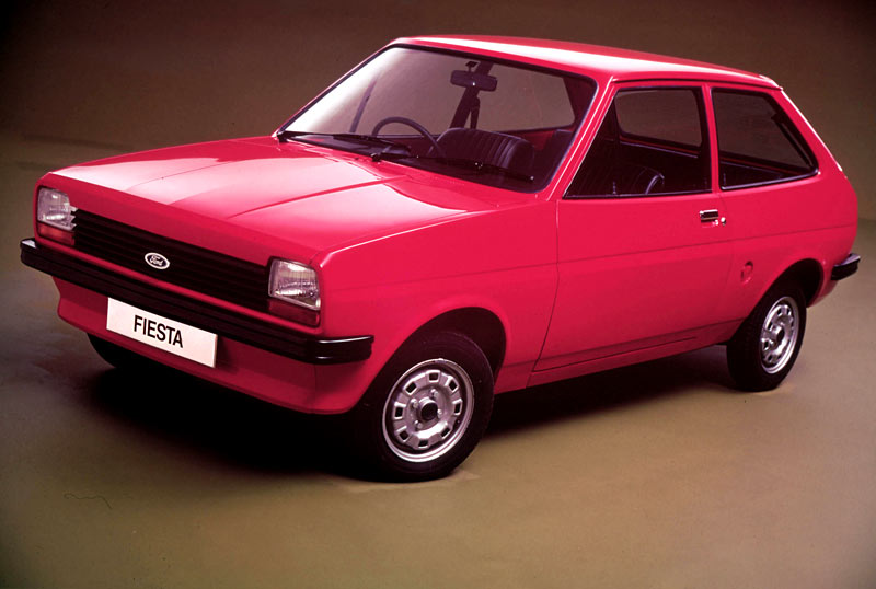 Ford Fiesta 1983 foto - 3