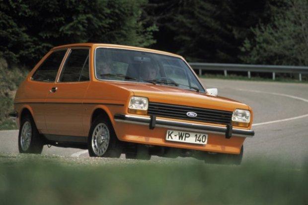 Ford Fiesta 1983 foto - 5