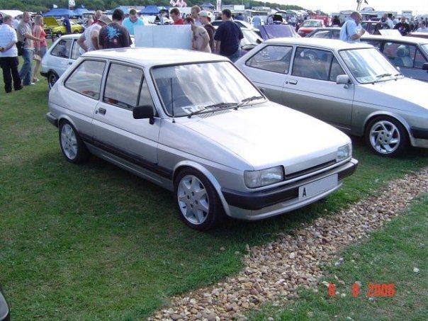 Ford Fiesta 1984 foto - 2