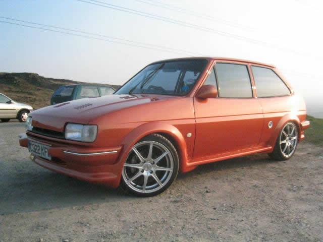 Ford Fiesta 1985 foto - 1