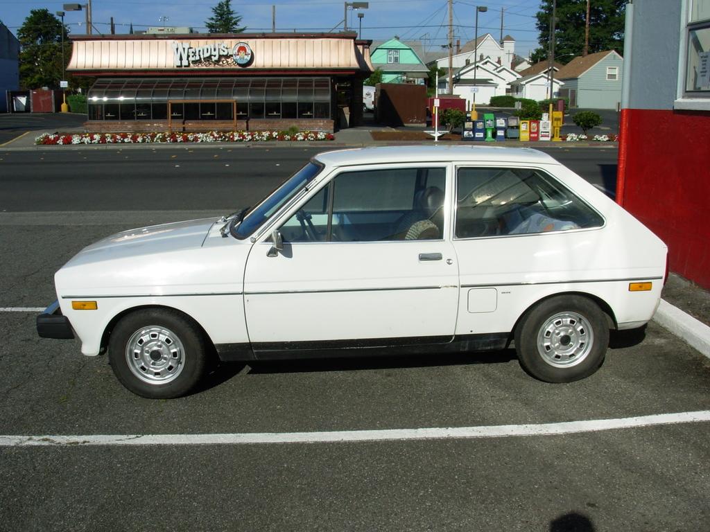 Ford Fiesta 1985 foto - 2