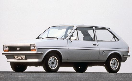 Ford Fiesta 1985 foto - 3