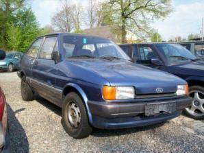 Ford Fiesta 1985 foto - 4