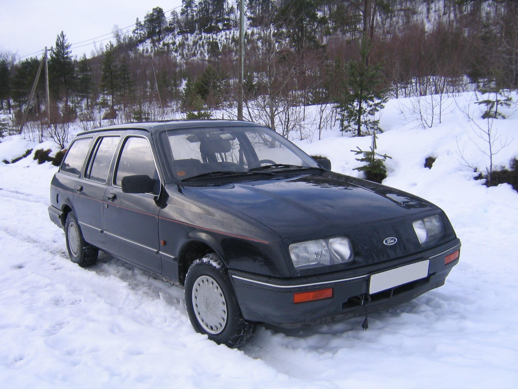 Ford Fiesta 1985 foto - 5