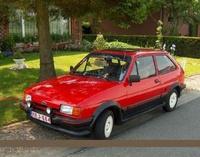 Ford Fiesta 1987 foto - 3