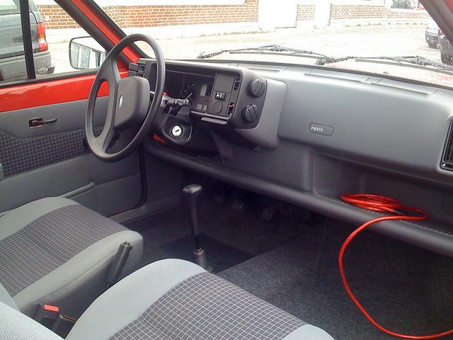 Ford Fiesta 1987 foto - 4