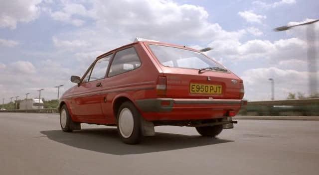 Ford Fiesta 1988 foto - 2