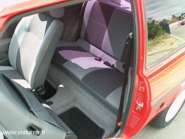 Ford Fiesta 1988 foto - 4