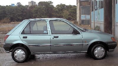 Ford Fiesta 1989 foto - 2
