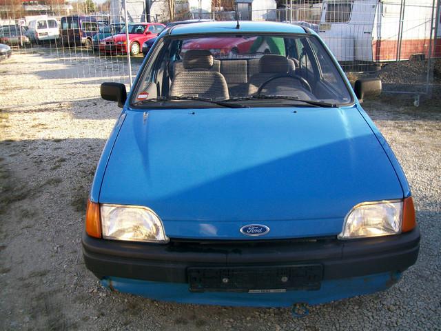 Ford Fiesta 1990 foto - 1