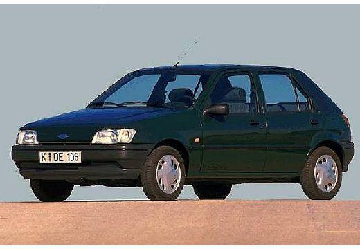 Ford Fiesta 1991 foto - 1