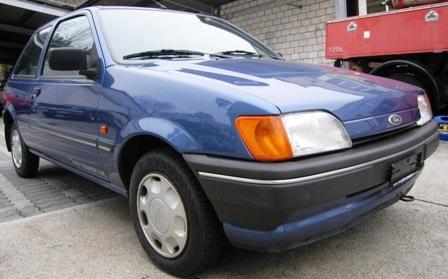 Ford Fiesta 1991 foto - 3