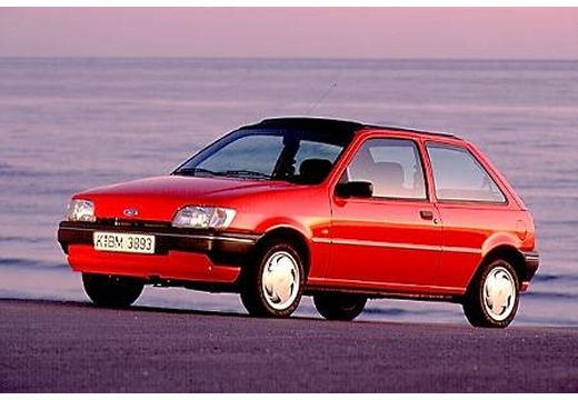 Ford Fiesta 1991 foto - 5