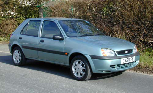Ford Fiesta 1995 foto - 1
