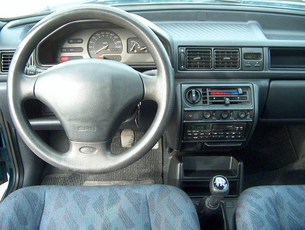Ford Fiesta 1995 foto - 3