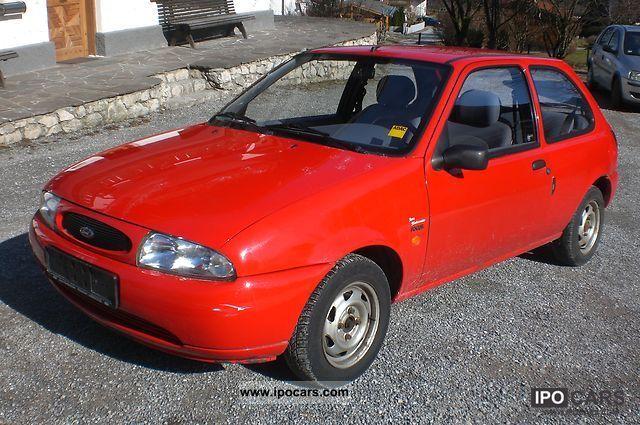 Ford Fiesta 1996 foto - 4