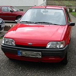 Ford Fiesta 1997 foto - 1