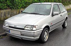 Ford Fiesta 1997 foto - 4