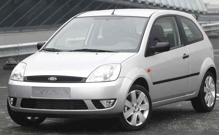 Ford Fiesta 1999 foto - 1