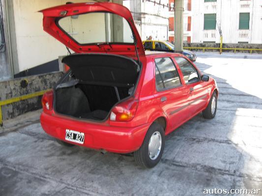 Ford Fiesta 1999 foto - 5