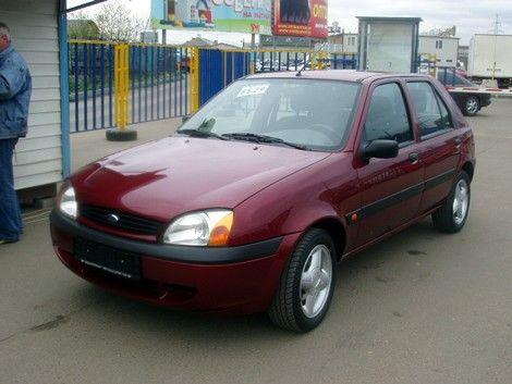Ford Fiesta 2000 foto - 1